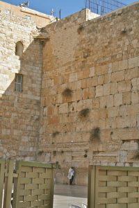 Wailing Wall man